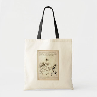 Doctor's Warm Reception Tote Bag