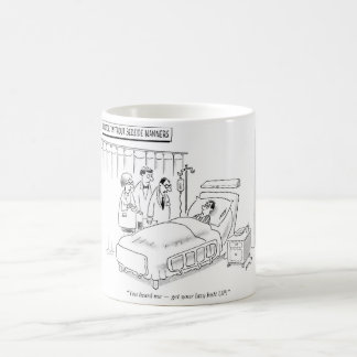 Doctors Without Bedside Manners Coffee Mug