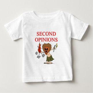 DOCTORsecond opinion joke Baby T-Shirt