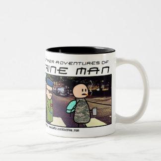 Doctrine Man!! Abbey Road Mug