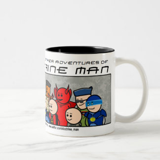 Doctrine Man!! Character Group Mug