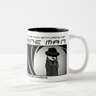 Doctrine Man!! Spy Guy Mug