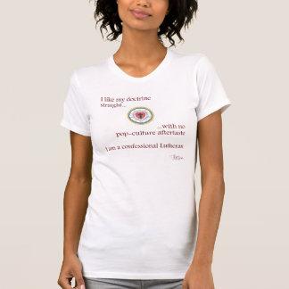 Doctrine-Womens Tee Shirt