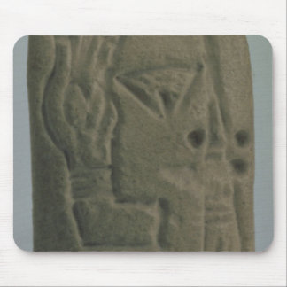 Document consisting of ideograms, from Uruk, Mouse Pad