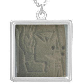 Document consisting of ideograms, from Uruk, Square Pendant Necklace
