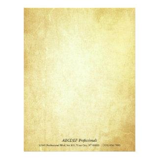 Document Paper Letterhead