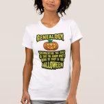 Documentación de los muertos camiseta