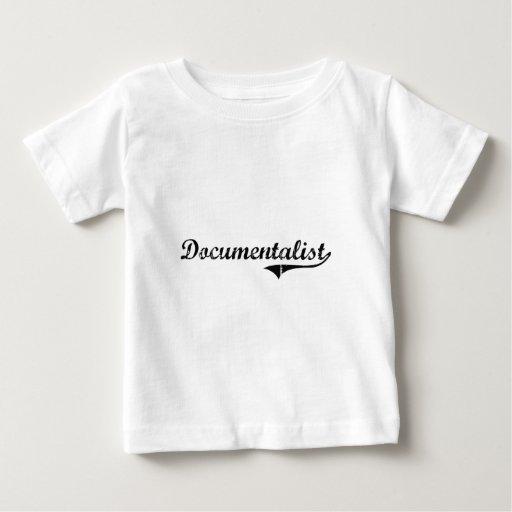 Documentalist Professional Job T-shirt