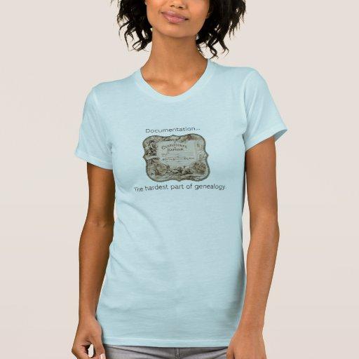 Documentation T Shirt