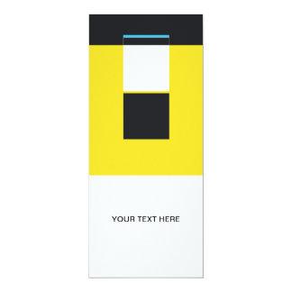Dod 4x9.25 Paper Invitation Card