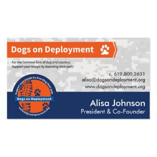 DoD Coordinator Business Cards