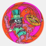 DOD - Disc Golf Sticker