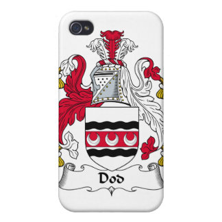 Dod Family Crest iPhone 4/4S Case