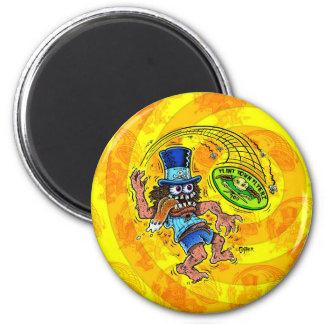 DOD - Golf del disco Imán Redondo 5 Cm