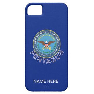 DOD Pentagon iPhone SE/5/5s Case