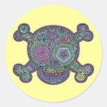 DOD-sk1 -grn Stickers