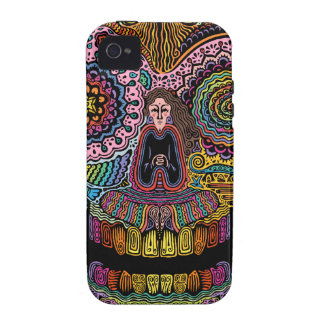 Dod Sk511 -color Vibe iPhone 4 Cover