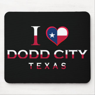 Dodd City, Texas Mouse Pad