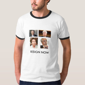 DODD, REID, PELOSI FRANK RESIGN T-Shirt