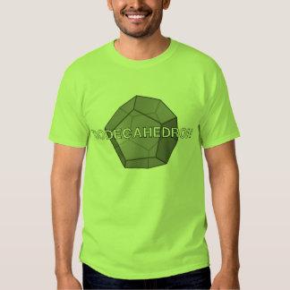 dodecahedron2 shirt
