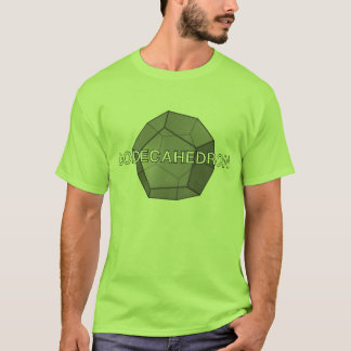 dodecahedron2 T-Shirt