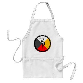 dodemdirectionscrane adult apron