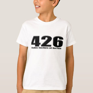 Dodge 426 Hemi Mopar Go Fast T-Shirt