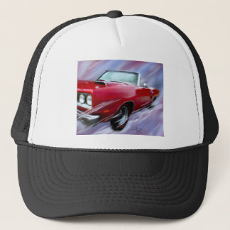 DODGE-440-RT TRUCKER HAT