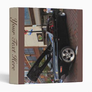 Dodge Challenger Vinyl Binders