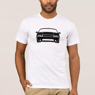 Dodge Challenger Graphic Light Mens T-Shirt