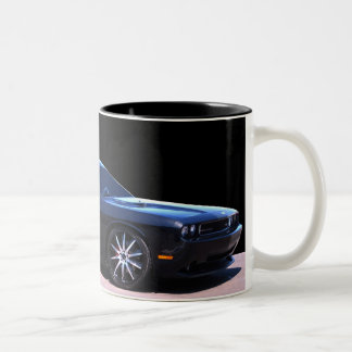 DODGE CHALLENGER HEMI COFFEE MUG
