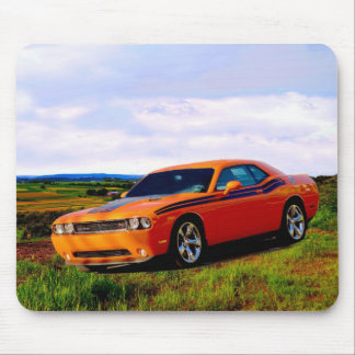Dodge Challenger Mouse Pads
