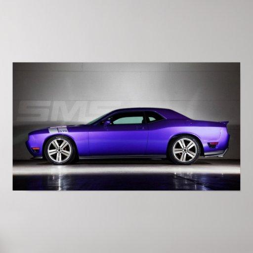 Dodge_Challenger Impresiones