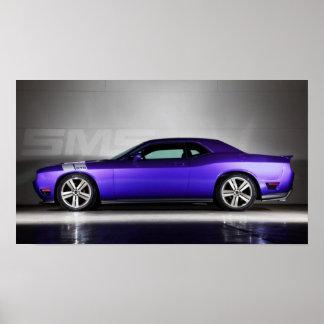 Dodge_Challenger Poster