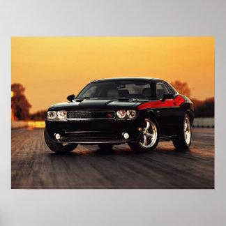 Dodge Challenger Print