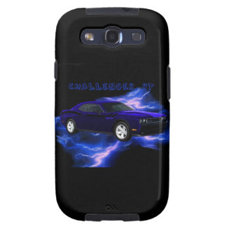 Dodge Challenger RT Galaxy S3 Cases