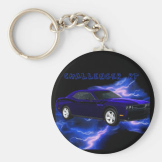 Dodge Challenger RT Key Chains