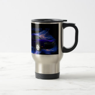 Dodge Challenger RT Travel Mug