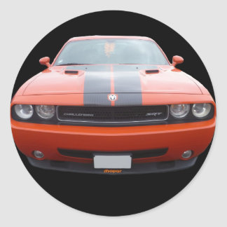Dodge Challenger SRT Sticker