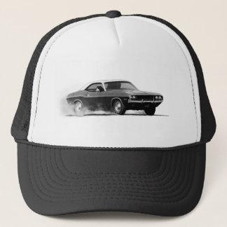 DODGE CHALLENGER SRT. TRUCKER HAT