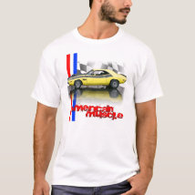 Dodge Challenger T/A American Muscle T-Shirt