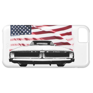 Dodge Charg Case For iPhone 5C
