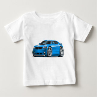 Dodge Charger Daytona Blue Car Baby T-Shirt