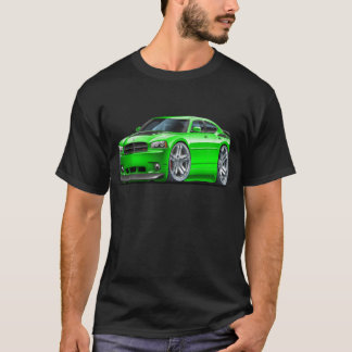 Dodge Charger Daytona Green Car T-Shirt