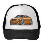 Dodge Charger Daytona Orange Car Hats