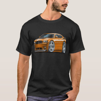 Dodge Charger Daytona Orange Car T-Shirt