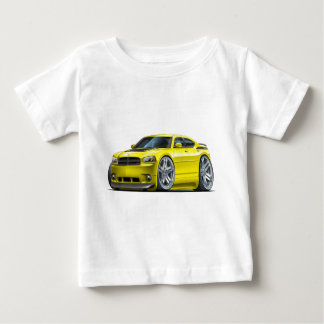 Dodge Charger Daytona Yellow Car Baby T-Shirt