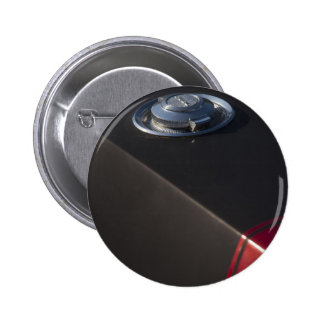 Dodge Charger Fuel cap 2 Inch Round Button