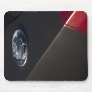 Dodge Charger Fuel cap Mouse Pad