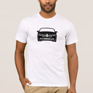 Dodge Charger Graphic Light Mens T-Shirt